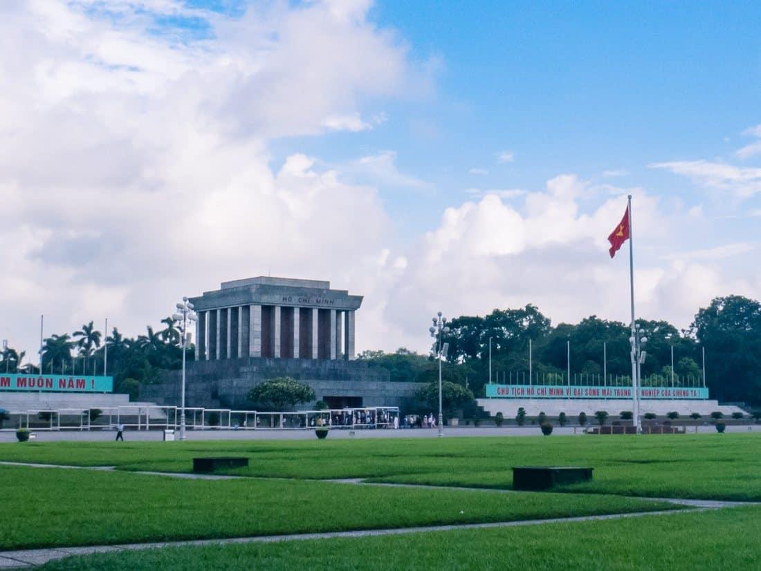 Hình ảnh Hồ Chí Minh Mausoleum