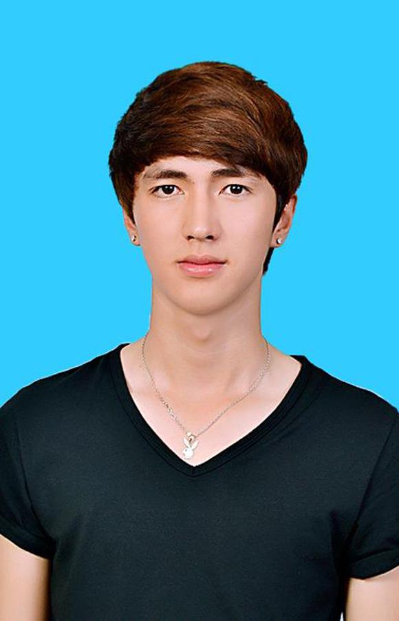 Hình thẻ diễn viên Bình An đẹp