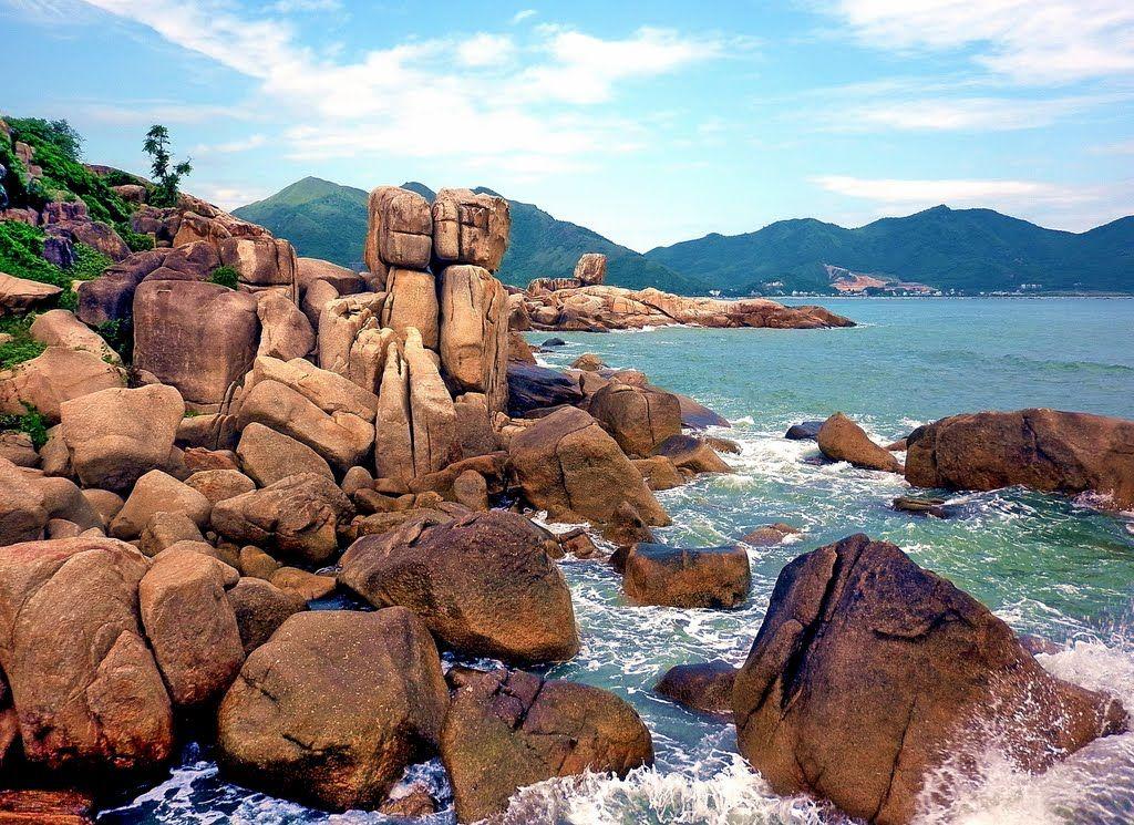 Đảo Hòn Chồng Nha Trang