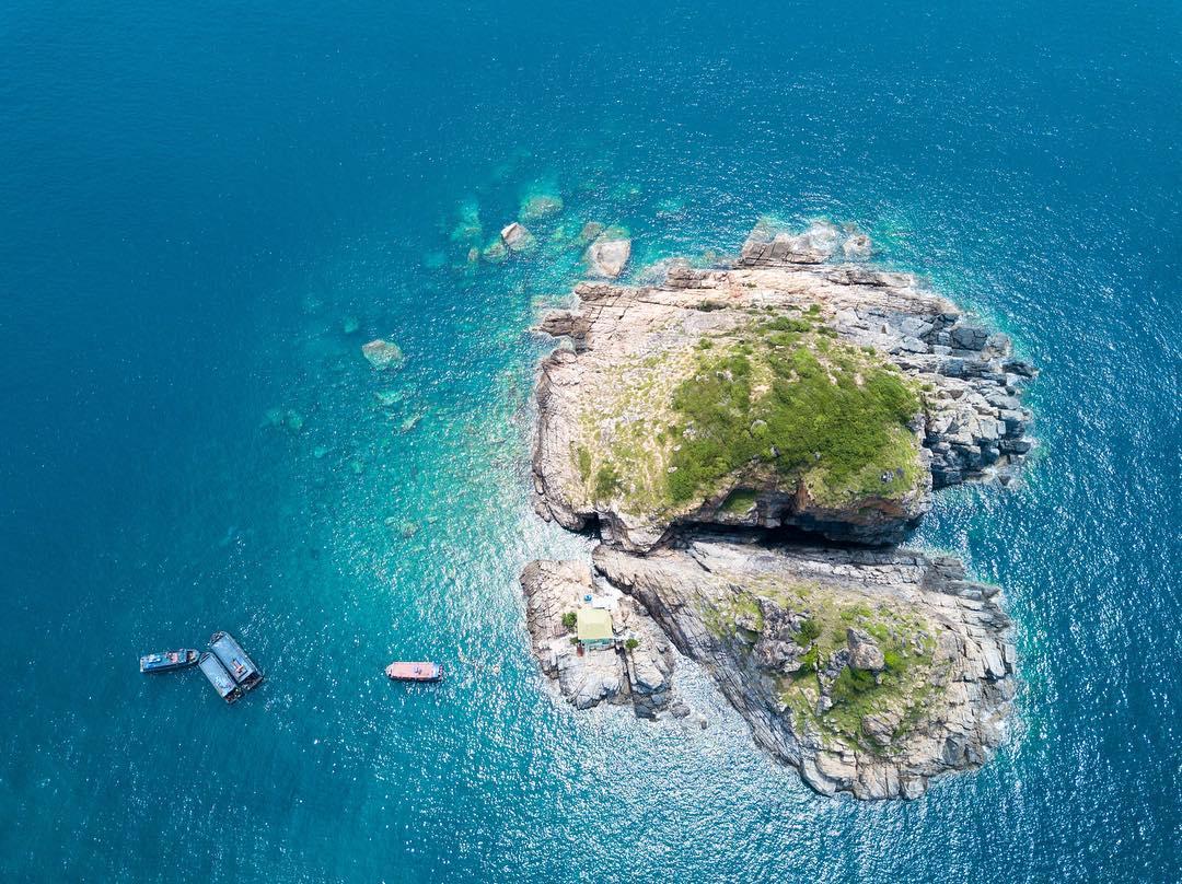 Đảo Hòn Mun Nha Trang đẹp