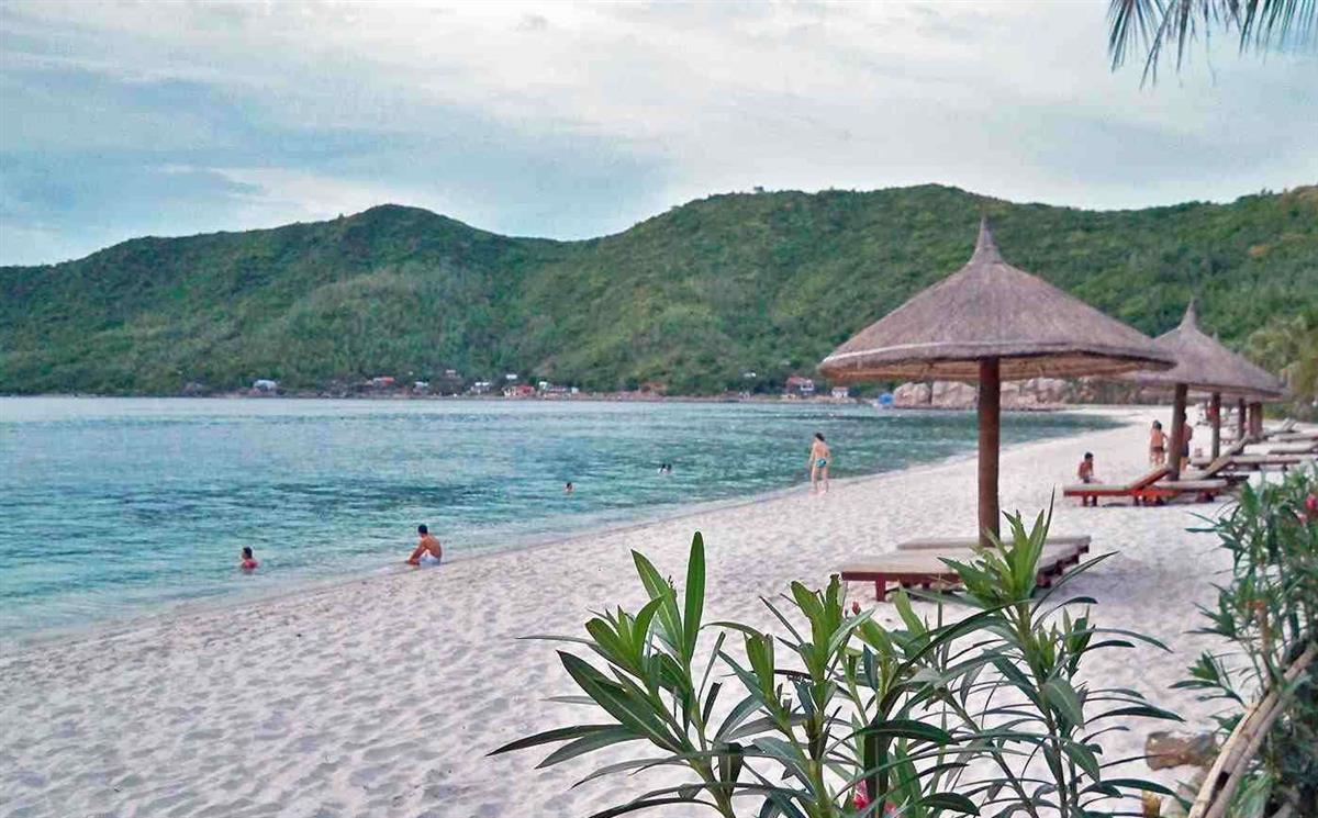Đảo Hòn Tre ở Nha Trang đẹp