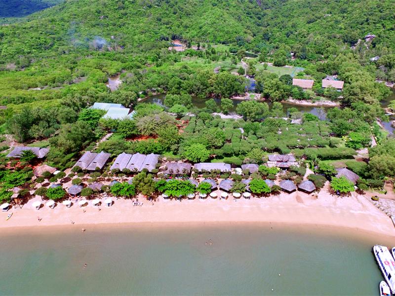 Đảo Khỉ ở Nha Trang