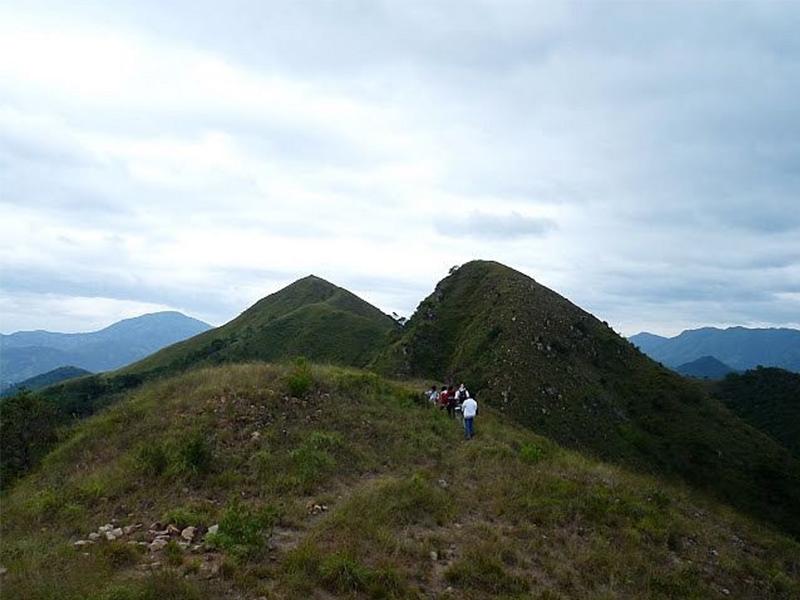 Đỉnh núi Cô Tiên Nha Trang