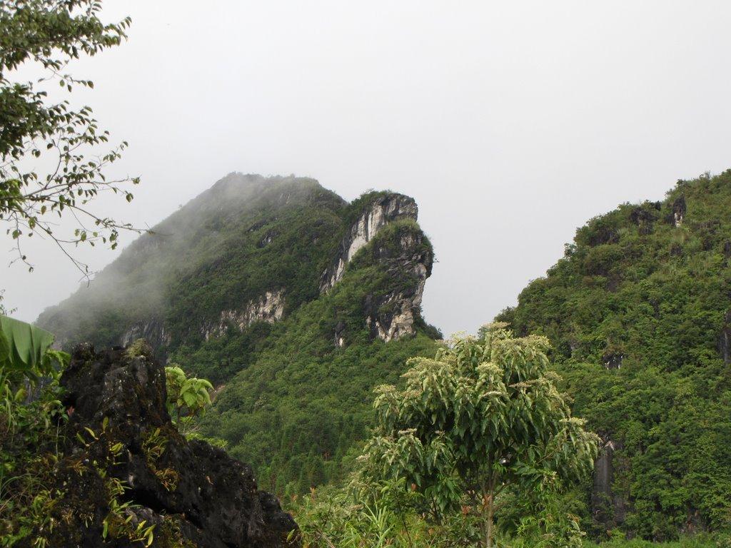 Hình ảnh Núi Hàm Rồng ở Sapa tuyệt đẹp