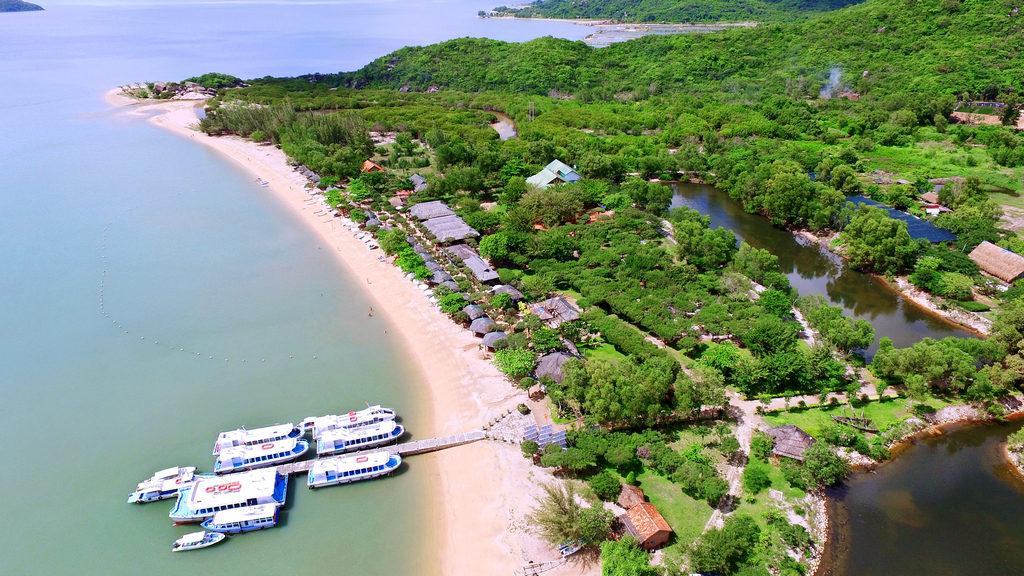 Khu du lịch Suối Hoa Lan Nha Trang đẹp