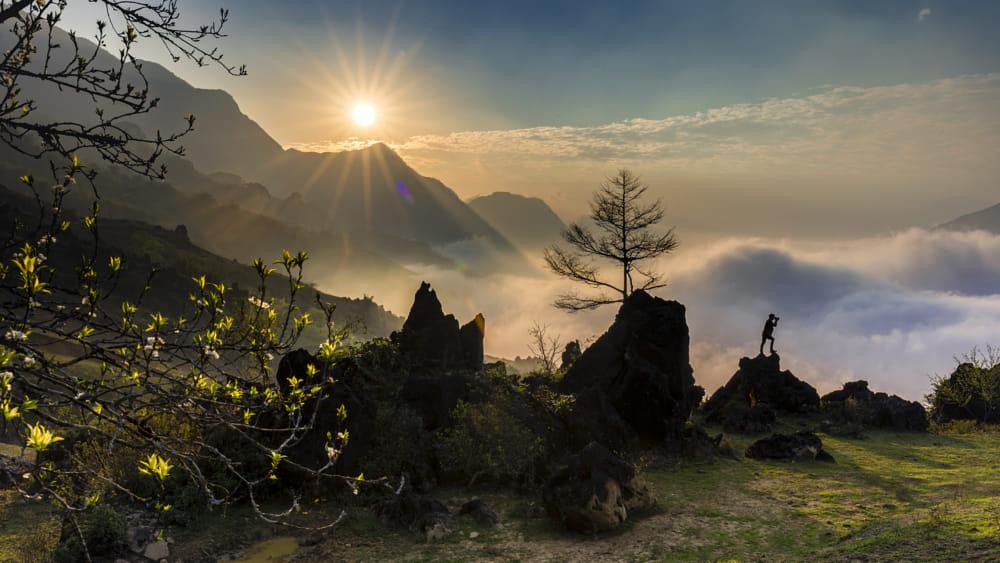 Ngắm nhìn những cảnh đẹp ở Sapa