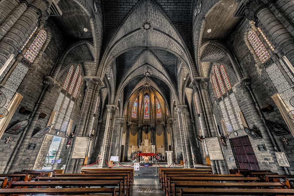 Nhà thờ Đá Nha Trang đẹp