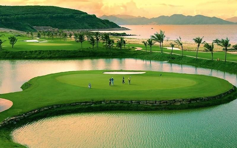 Sân Golf ở Nha Trang đẹp