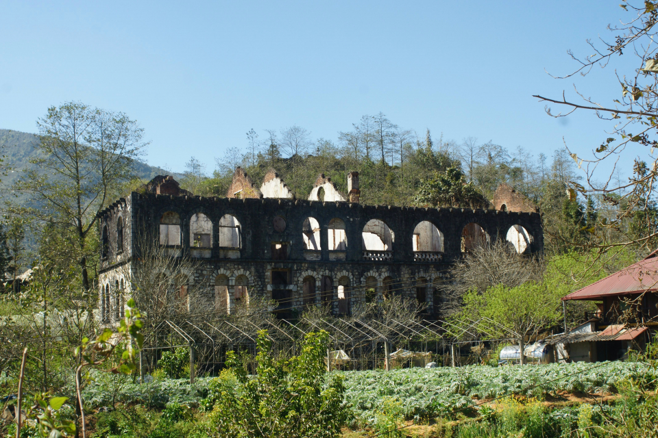 Tu viện cổ Tả Phìn Sapa
