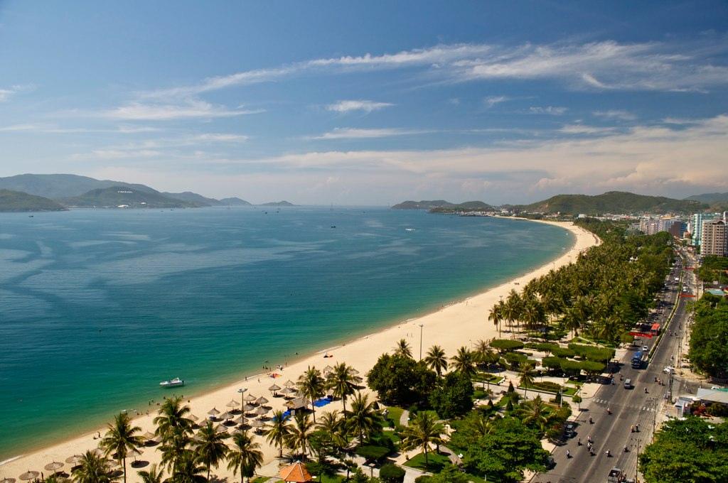 Vịnh Nha Trang đẹp