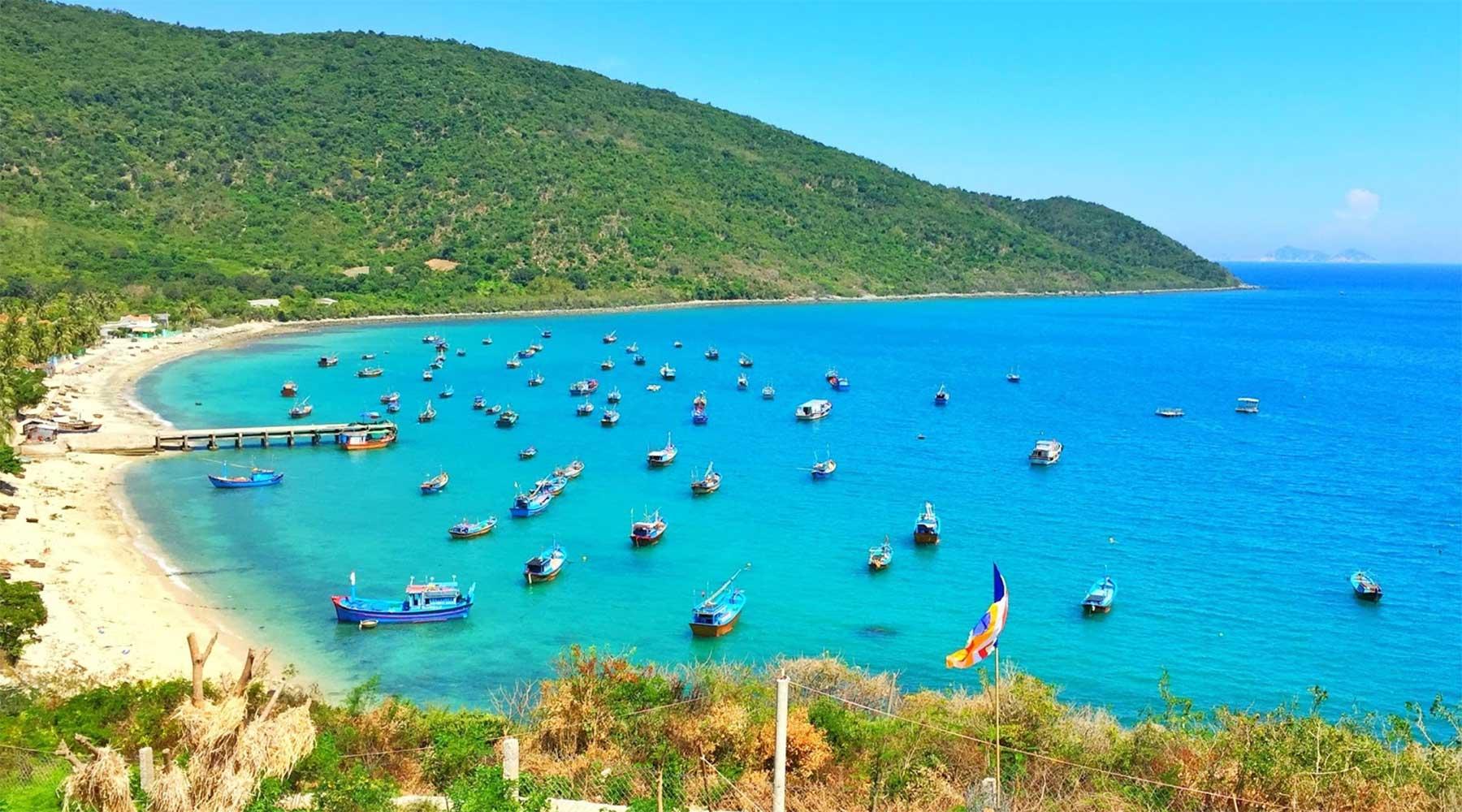 Vịnh Vân Phong ở Nha Trang