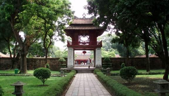 Cổng Văn Miếu