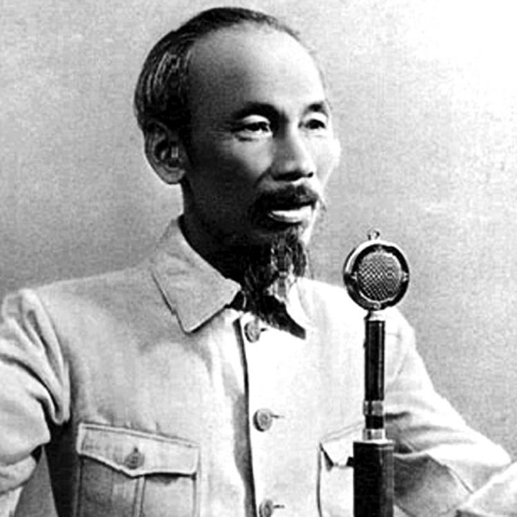 Hình ảnh Hồ Chí Minh