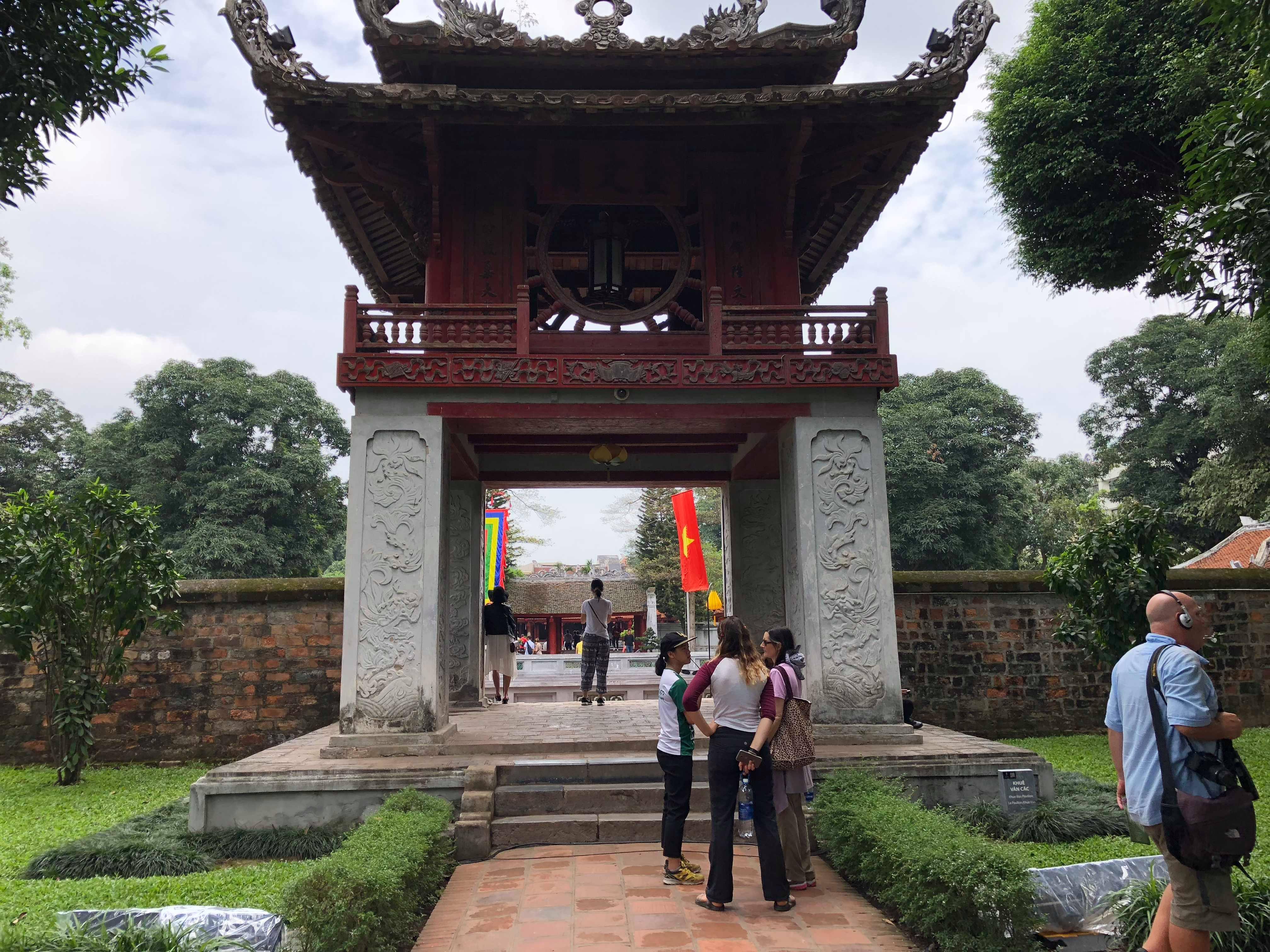 Văn Miếu Quốc Tử Giám Việt Nam