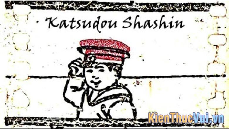 Bộ phim hoạt hình đầu tiên của Nhật ra đời là Katsudō Shashin