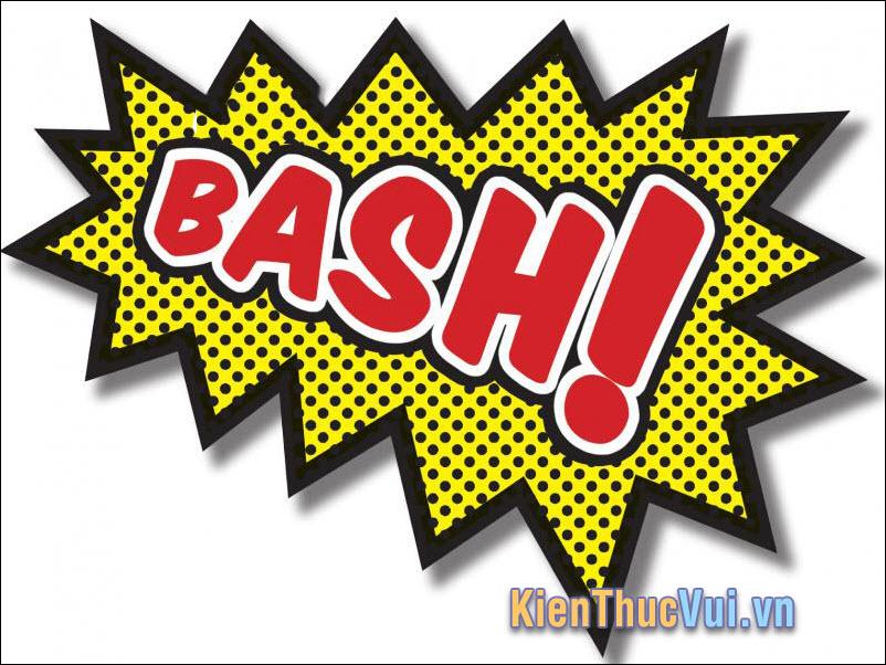Định nghĩa Bash