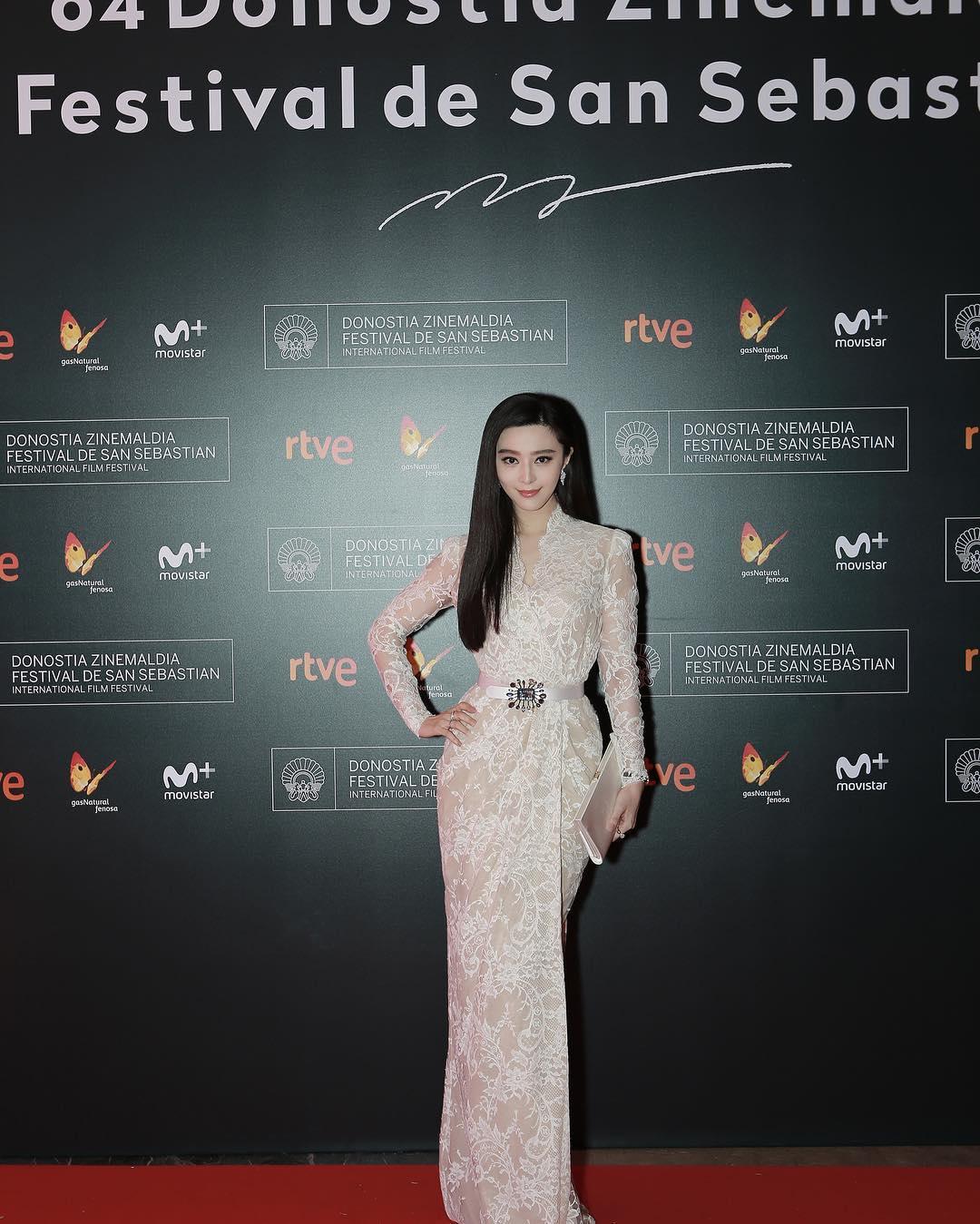 Ảnh đẹp mỹ nhân Phạm Băng Băng