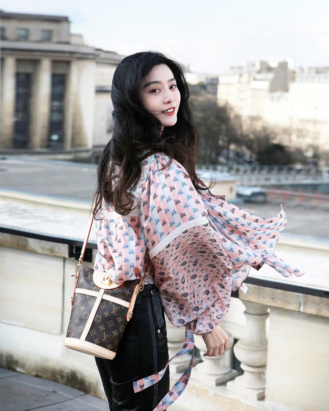 Ảnh đẹp về Phạm Băng Băng