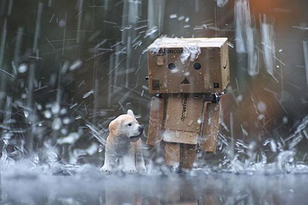 Ảnh trời mưa buồn đẹp