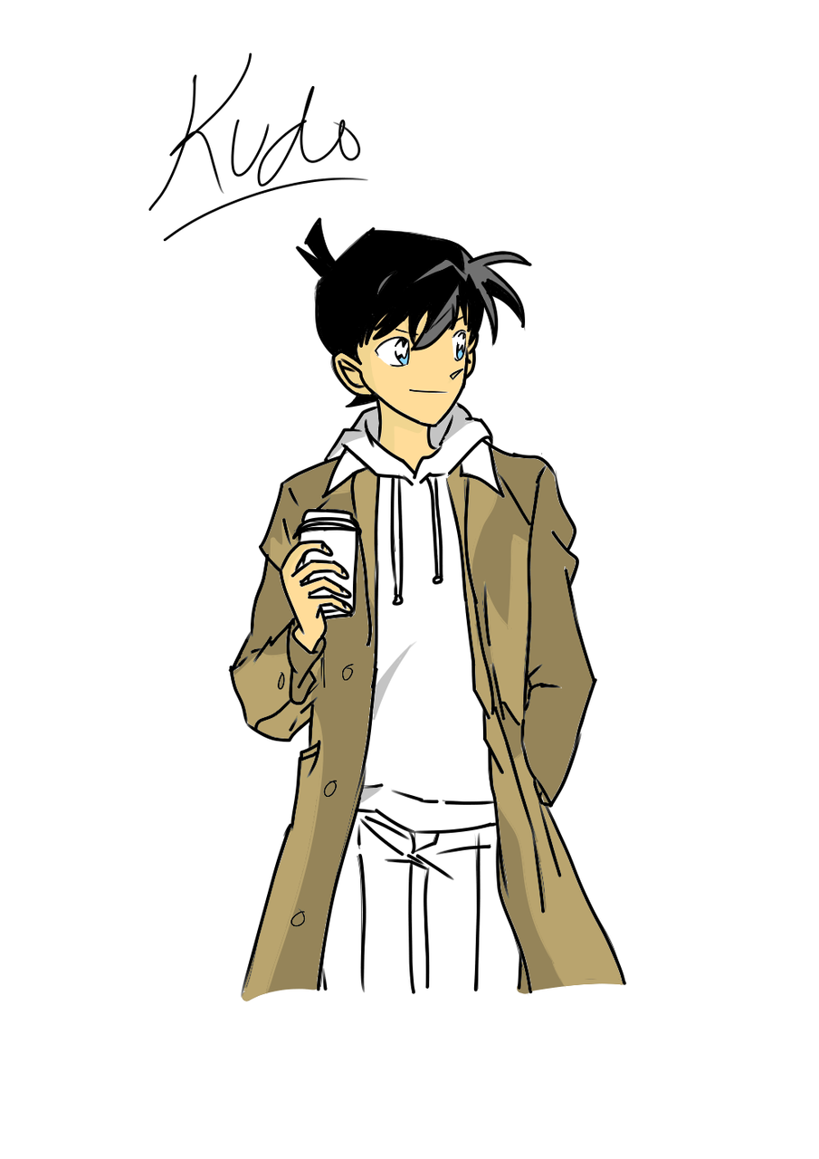 Ảnh vẽ Shinichi