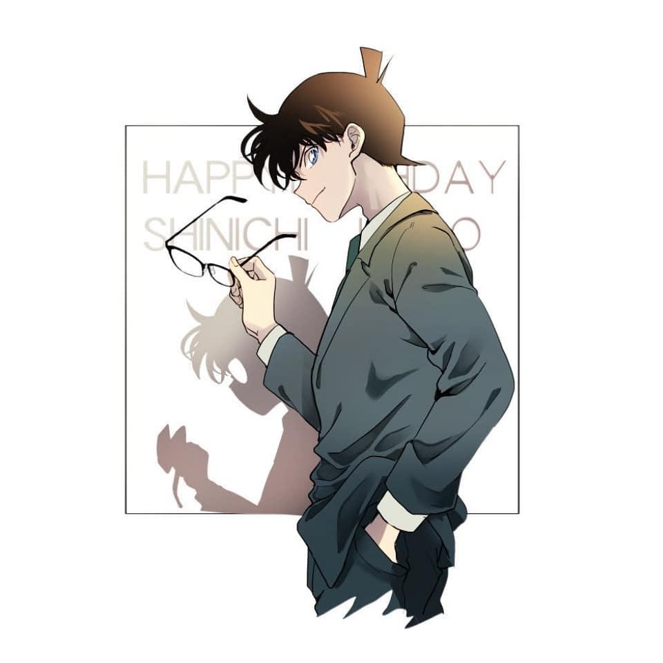 Hình ảnh đẹp Shinichi