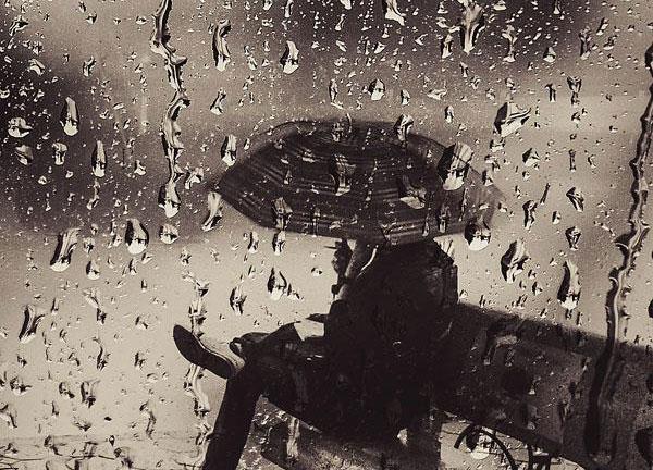 Hình ảnh mưa buồn nhất