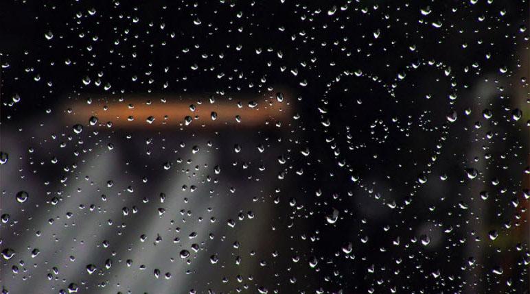 Hình ảnh mưa đêm