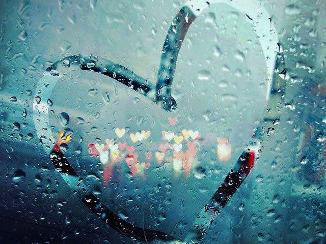 Hình ảnh mưa đẹp lãng mạn