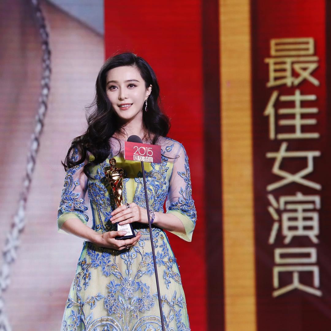 Hình ảnh Phạm Băng Băng tại lễ trao giải Oscar