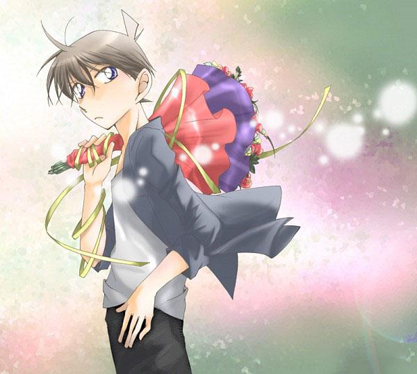 Hình ảnh shinichi lãng mạn