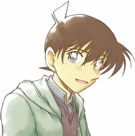 Hình ảnh Shinichi vẽ