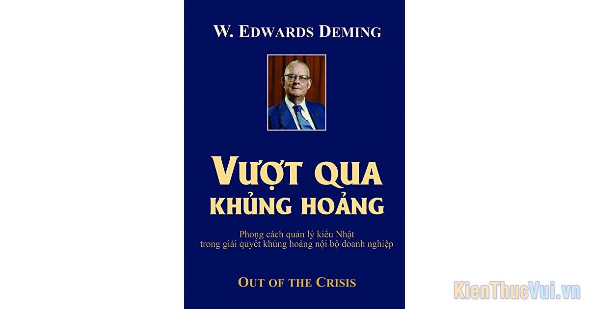 Out of the Crisis - Vượt qua khủng hoảng