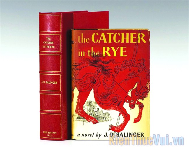 The catcher in the rye – Bắt trẻ đồng xanh
