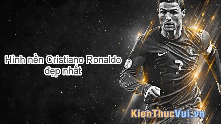 Hình nền Cristiano Ronaldo CR7 đẹp nhất