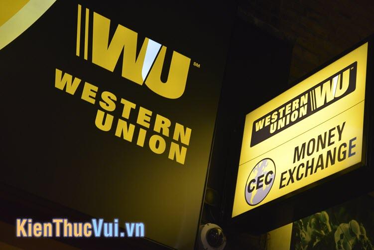 Khái niệm Western Union