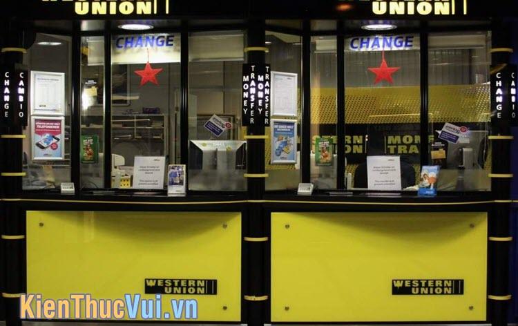 Tìm hiểu về dịch vụ chuyển tiền Western Union