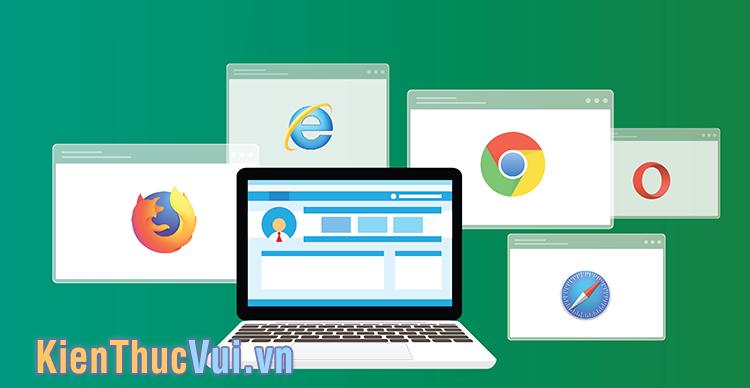 Tìm hiểu về trình duyệt Web