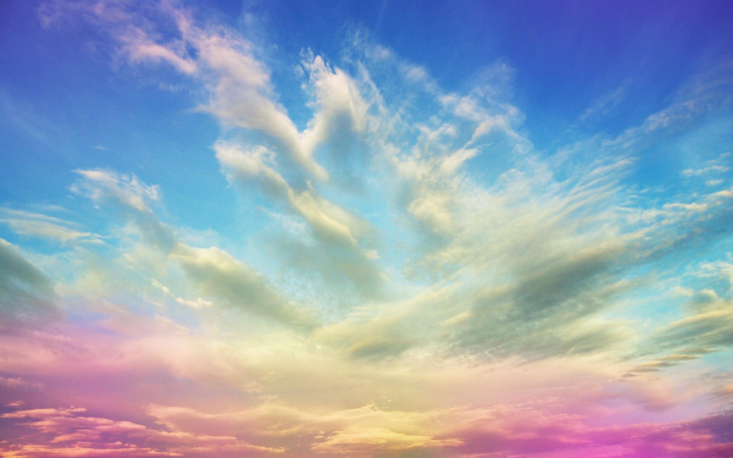 Ảnh bầu trời đẹp màu sắc rực rỡ