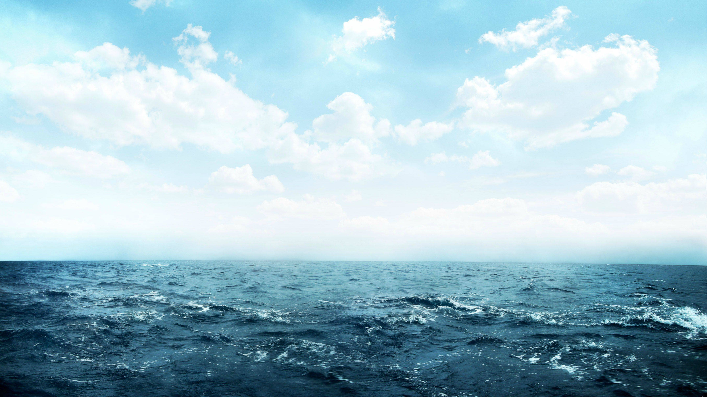 Ảnh bầu trời đẹp trên biển