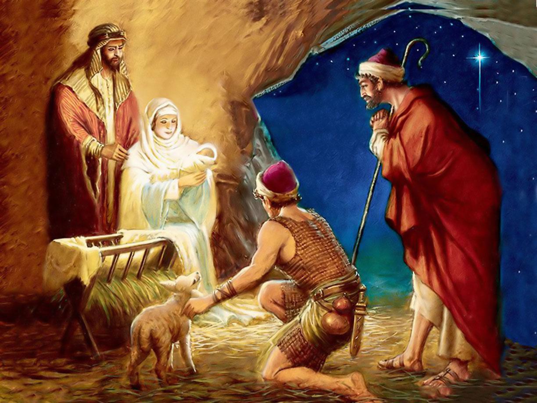 Ảnh chúa jesus cùng mẹ maria