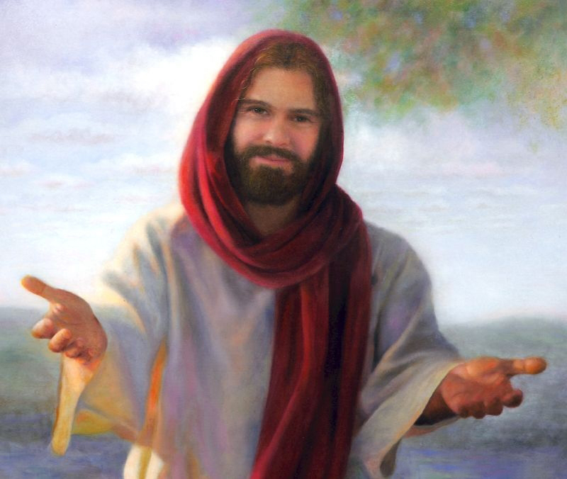Ảnh chúa jesus đẹp