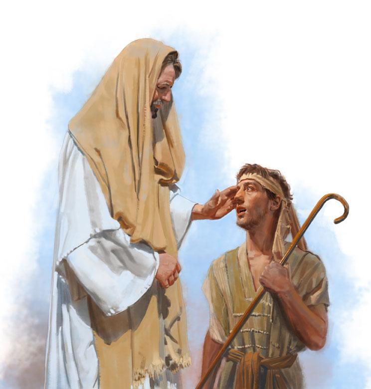 Ảnh chúa jesus giúp đỡ người dân
