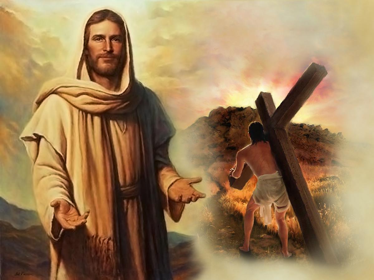 Ảnh chúa jesus lao động