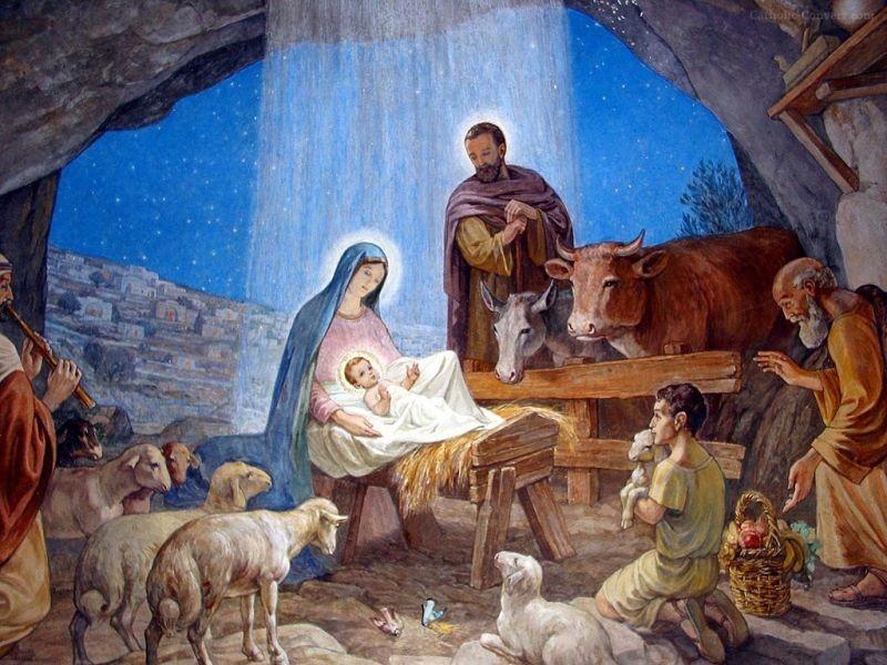 Ảnh chúa jesus và mẹ maria
