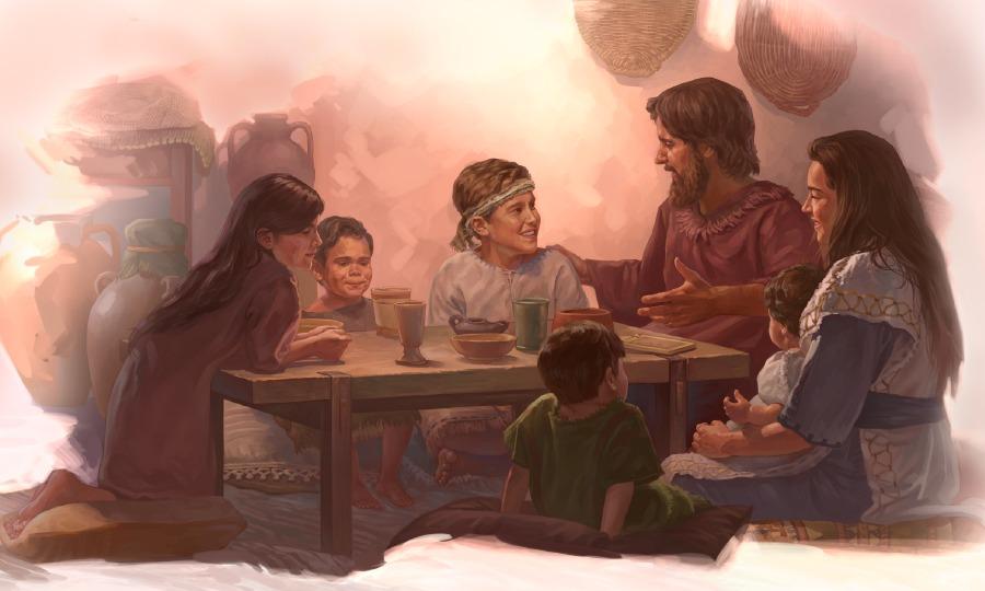 Ảnh đẹp chúa jesus với thần dân