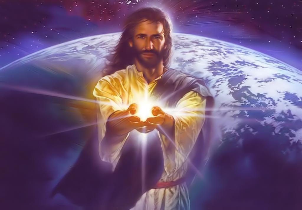 Ảnh về chúa jesus đẹp
