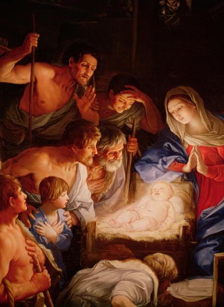 Hình ảnh chúa jesus ra đời