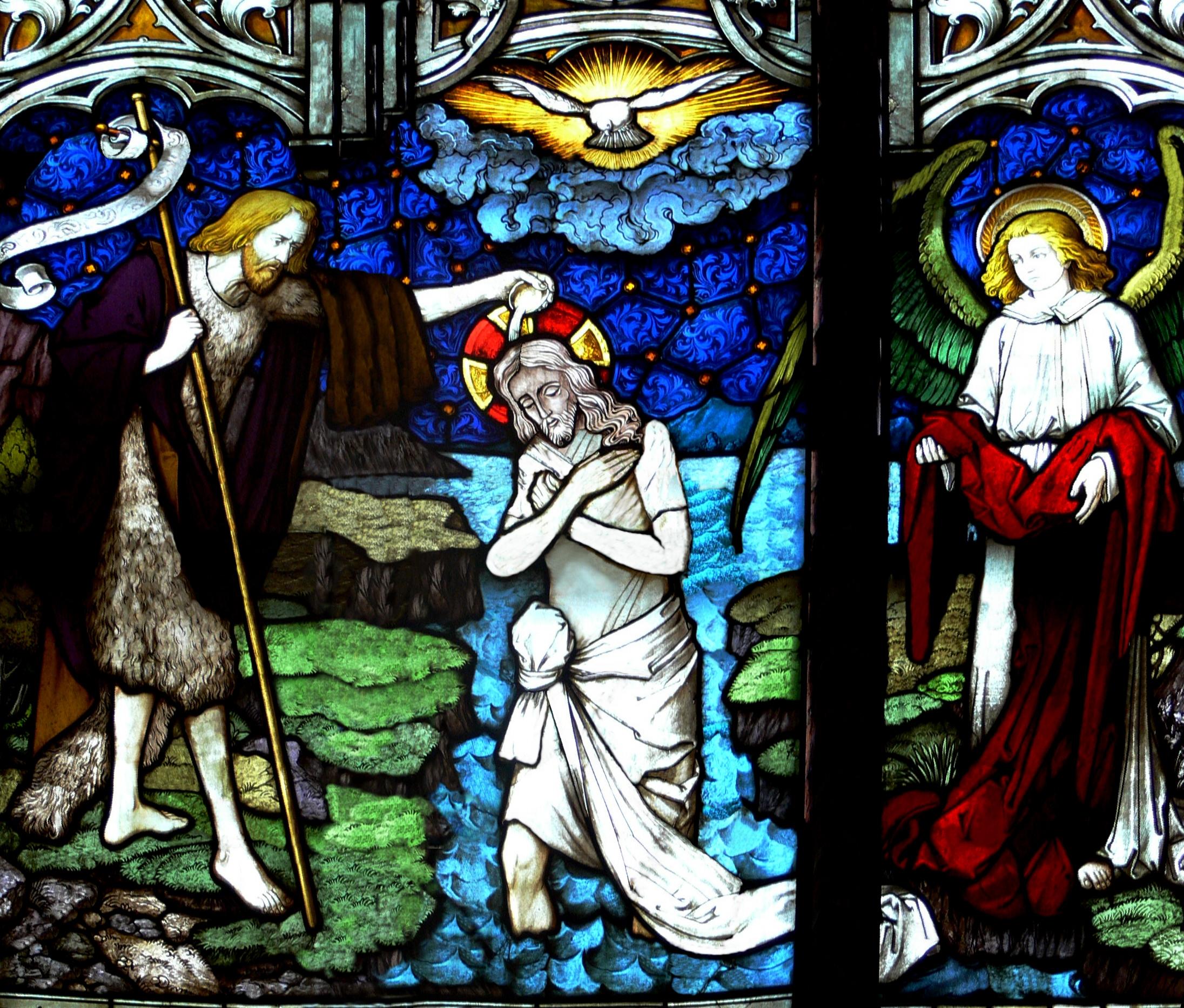 Hình ảnh chúa jesus trong nhà thờ