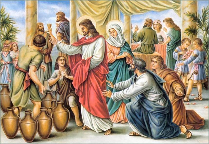 Hình ảnh đời sống của chúa jesus