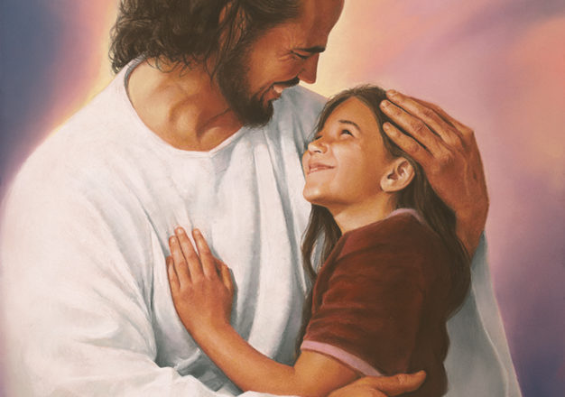 Hình ảnh đức chúa jesus cười